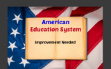 5 Defects About American Education System