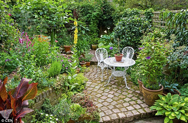How to Get Maximum Advantages from Your Small Garden