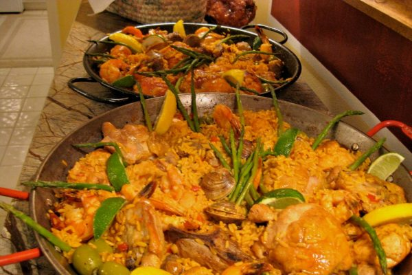 Spanish Cuisine: Natural Ingredients, Healthy Dishes!