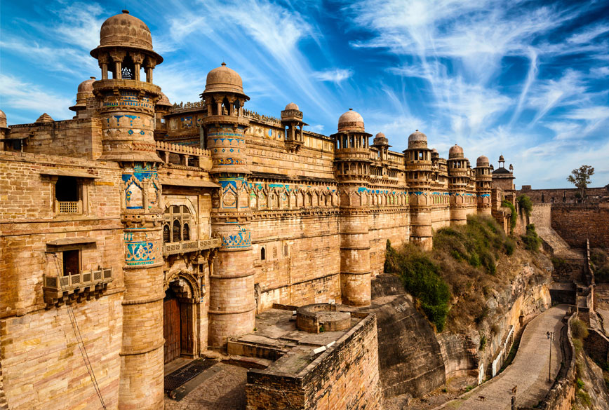 Experience Gwalior Through Maharajas Express Train