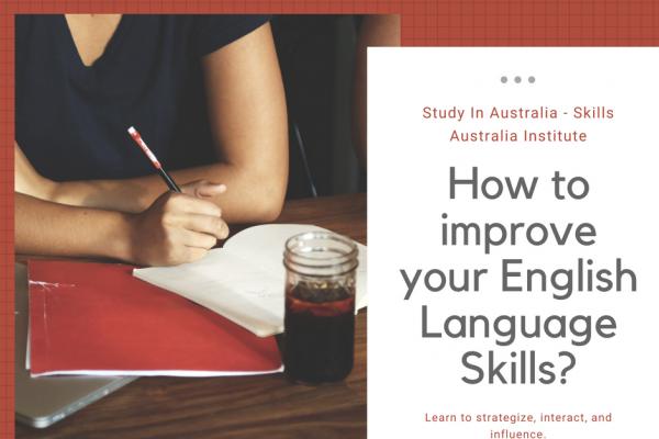 How to Improve Your English Language Skills?